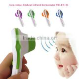 baby Use handheld infared thermometer for baby milk and forehead temperature measurement