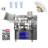 Micmachinery high quality heat sealing machine plastic tube filling machine automatic tube filling sealing machine