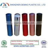 plastic cosmetic lipstick case injection mould / mold