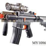 Hot style! Cool Electric Absorbent crystal Bomb Toy Gun Children water absorbent bullet gun water bomb gun toy