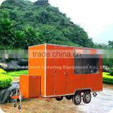 2013 Electric Stainless Steel Coffee Chocolate Snack Food Vending Trolley Cart with Wheels XR-FV400 A