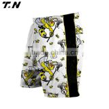 Professional custom design boys lacrosse shorts with sublimation printing