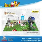 Hot selling Interesting puzzle jigsaw puzzle, puzzle game, preschool educational toys