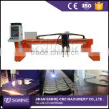 Sange gantry type metal plate cnc plasma cutter , used cnc plasma cutting machine with low cost                                                                                                         Supplier's Choice