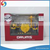 New design electric drum toy set