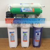 5 and 6 and 7 stage reverse osmosis alkaline ro water filter system