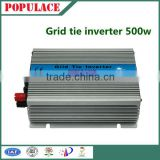 High quality and low price on grid solar inverter 500w