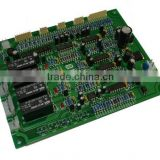 plc controller board using for plc controller electronic components for air compressor parts