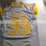 Durable material Custom Tackle Twill American Football Uniforms