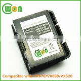 Nuirt VX670 Battery for Verifone VX670 Pos terminal Brand New replacement battery for 24016-01-R