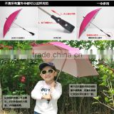 pretty boy baby car parasol umbrella with uv function