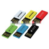 promotional gifts clip usb for paper, paper clip usb flash drive, New sale Rectangle Mini USB pendrive