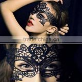Pretty Lace Mask For Halloween Masquerade Ball Makeup The sexy Eyes Mask for lady