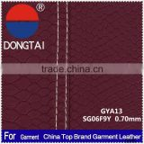 2015 High Quality pu cow skin leather price Factory direct sale