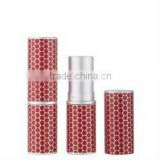 Aluminum lipstick case, aluminum tube case, empty lipstick case, lighted lipstick case, lipstick case wholesale