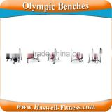 Plate loaded Weight Decline / Incline chest press Olympic bench