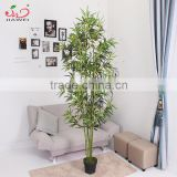 Jiawei Arts&Crafts cheap and high simulation wholesale indoor artificial bamboo tree