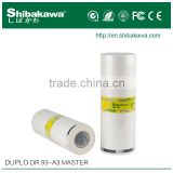 top quality ink master roll duplo compatible consumable