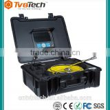 Weather-proof IP68 SD Card Under Vehicle Inspection Camera For Pipe/Drain/Building/Machinery
