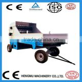 Factory price good used wheat straw bale crusher machine