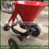 factory sale Manual 3 point garden seed fertilizer spreader with cheap price