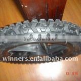 plastic rim with air tire 12 X 2.125