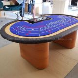 Oval Big Casino Baccarat Table