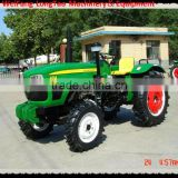 LT404 agriculture tractor 3 point linkage diesel/double stage high economic benefits tractor