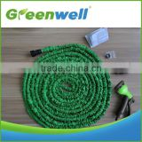 xxx hose expanding garden water hose pipe,brass fitting expandable garden hose flexible, hot water flexible hose expandable