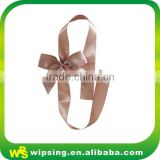Custom Polyester Satin Ribbon Bow Pre-made Bow