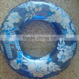 Plastic Inflatable swimming ring