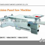 wood cutting panel saw With Digital Display SH6132STC with Length of sliding table 3200x360mm and 4kw motor