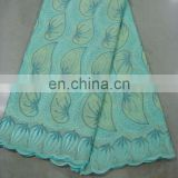 high quality swiss cotton voile lace(D74-7)