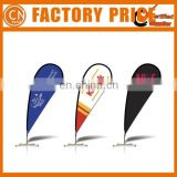 Hot Selling Beach Flag And Banner Flag Knife Flag