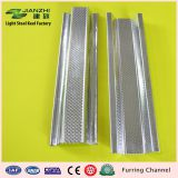 High quality 30*22mm galvanized steel ceiling furring omega channel with 100-120g zinc