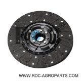 Tractor Spare Parts Clutch Disc For Fiat 780 / 80-66