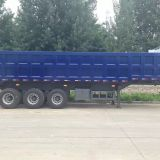 50 tons loading capacity tipper trailer