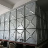galvanized steel water tank