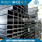 Cheap price square hollow rectangular steel tube in China