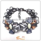 Novelties wholesale china designer gold ladies bracelet