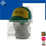 Hot sale custom own design baggy green caps,3 panel winter cap