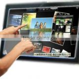 22'' IR SAW multi-touch all in one pc,Intel i3 CPU with Nvidia GT218 dedicated graphic card and HD 1080P