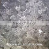 China Simple operation working table ice maker for beverage and drink cube use CE certificate