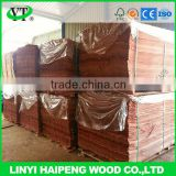 Linyi YATIAN Factory cheap 4*8ft natural keruing face veneer 0.3mm to 0.35mm thickness a/b grade