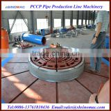 Water PCCP Pipe Making Machinery Line Factory