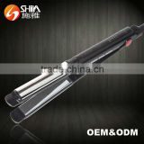 Professional cortex mirror plate iron steam infrared keratin cold feather flat iron machine hair straightener