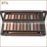 Super Hot Sale Eye Beauty Products Eyeshadow Palette Makeup Cosmetic 12 Colors Eye Shadow with Brusher