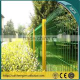 Metal Wire Mesh Fence/PVC Coated Security Mesh Fence/Galvanized Metal Mesh Fence(Guangzhou Factory)