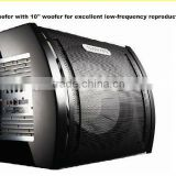 subwoofer with complete wire set provided