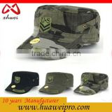 China supplier oem Promotional desert camo baseball cap oem Camouflage baseball hat wholesale